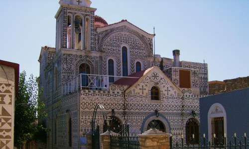 Churches in Chios