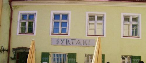 Syrtaki  ... Music and Dance