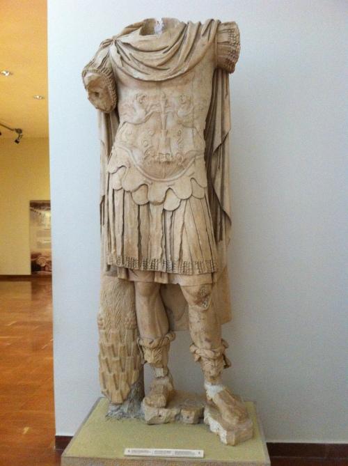 Acephalous Statue of Marcus Aurelius