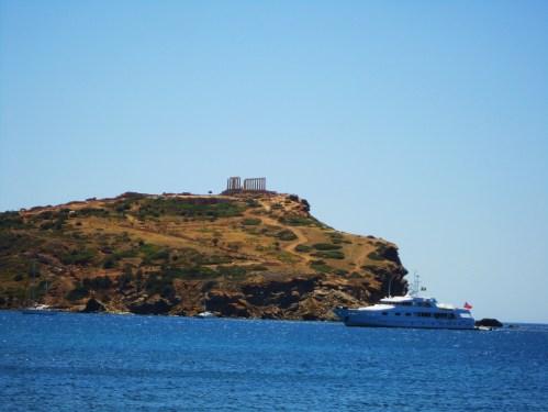 Poseidon Temple and Inviting Views