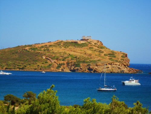 The Sanctuary of Poseidon at Sounion