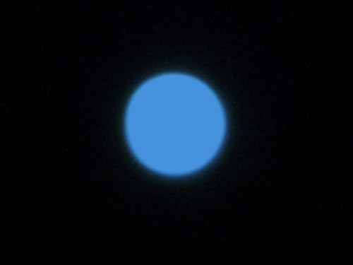 The Blue Moon of August