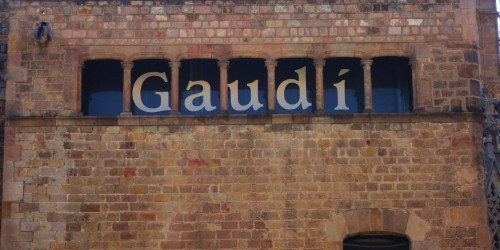 Through Gaudi's Perspective