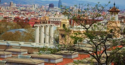 Barcelona Colours ...