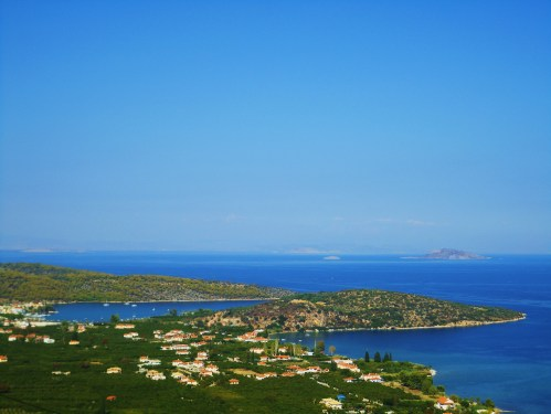 The Argolic Peninsula