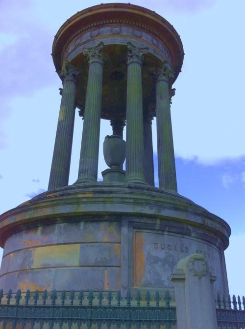 Dugal Stewart Monument