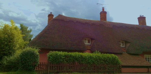 Fascinating Thatched Houses