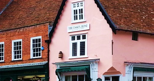 The Essex Rose Tea House