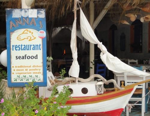 Seafood ?