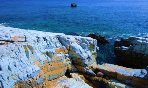 Volcanic rocks ...
