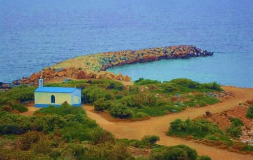 Chapels overlooking Archipelagos