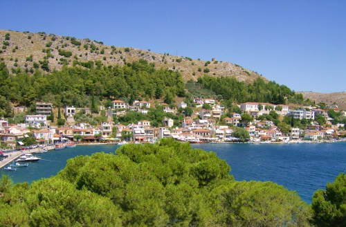Chios - East Aegean Sea